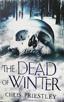 "Chris Priestley ""The dead of Winter"""