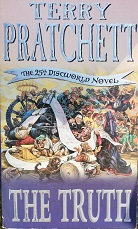 "Terry Pratchett ""The truth"""