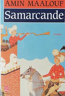 """Amin Maalouf """"Samarcande"""""""