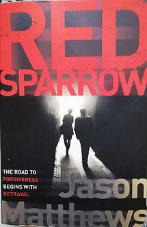 "Jason Matthews ""Red Sparrow"""