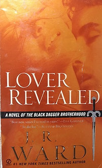 "J.R. Ward ""Lover revealed"""