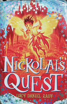 """Lucy Daniel Raby """"Nickolai's Quest"""""""