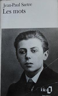 "Jean-Paul Sartre ""Les mots"""