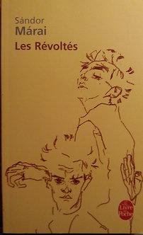"""Sandor Marai  """"Les révoltés"""""""