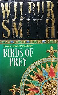 """Wilbur Smith """"Birds of prey"""""""