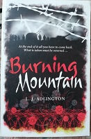 "L.J. Adlington ""Burning mountain"""