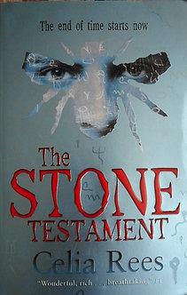 """Celia Rees """"The Stone Testament"""""""
