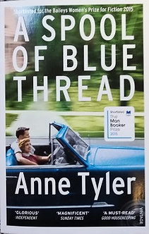 "Anne Tyler ""A spool of blue Thread"""