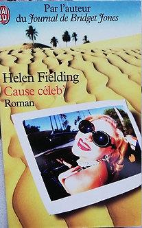 """Helen Fielding """"Cause célib"""""""