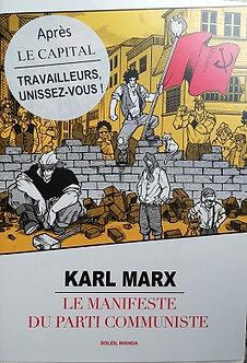 Karl Marx le manifeste du parti communiste