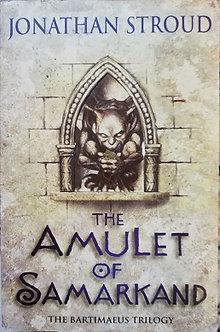 "Jonathan Stroud ""The Amulet of Samarkand"""