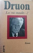 "Maurice Druon ""Les rois maudits - 2"""