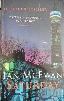"Ian McEwan ""Saturday"""