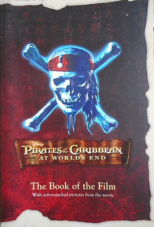 Pirates of the Caribbean- The book of the film.
