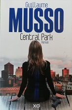 "Guillaume Musso ""Central Park"""