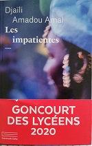 """Djaïli Amadou Amal """"Les impatientes"""""""