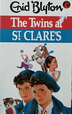 "Enid Blyton ""The Twins at St Clare's"""