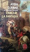 """Assia Djebar """"L'amour, la Fantasia"""""""