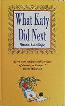 "Susan Coolidge ""What Katy did next"""
