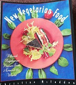 New Vegetarian food