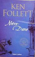 """Ken Follet """"Notre-Dame"""""""