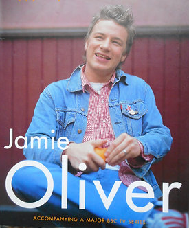 """Jamie Oliver """"Happy Days with the Naked Chef"""""""