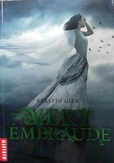 """Kerstin Gier """"Vert Emeraude"""""""