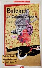 """Balzac """"le Colonel Chabert"""""""