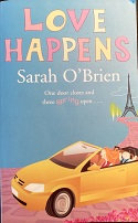 "Sarah O'Brien ""Love happens"""