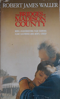 "Robert James Waller ""The bridges of Madison County"""