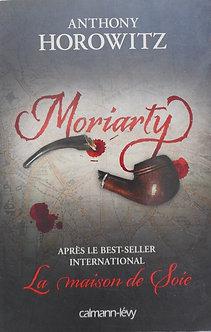 """Anthony Horowitz """"Moriarty"""""""
