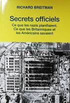 "Richard Breitman ""Secrets officiels"""