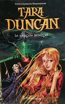 """Sophie Adouin-Mamikonian """"Tara Duncan- Le dragon renégat"""""""