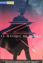 """Frank Lauria """"le masque de Zorro"""""""