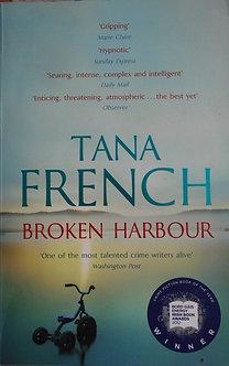"Tana French ""Broken Harbour"""