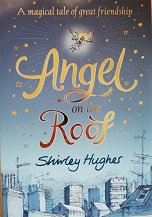 """Shirley Hughes """"Angel on the roof"""""""