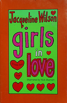 "Jacqueline Wilson ""Girls in love"""