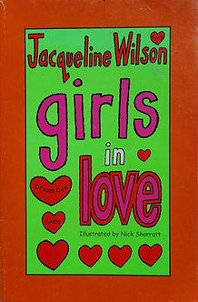 "Jacqueline Wilson ""Girls in love"""