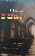 "P.D.James ""Meurtres en soutane"""