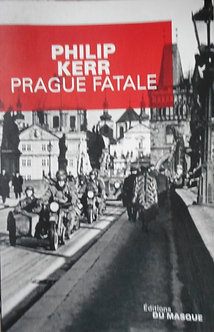 "Philip Kerr ""Prague fatale"""