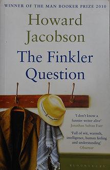 "Howard Jacobson ""The Finkler Question"""