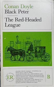 """Conan Doyle """"The Red-Headed League"""""""