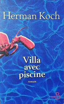 """Herman Koch """"Villa avec piscine"""""""