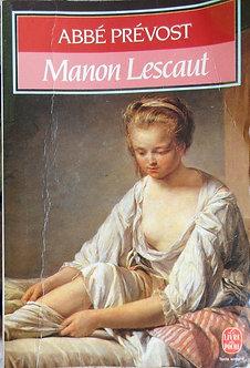 """Abbé Prévost """"Manon Lescaut"""""""