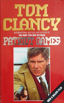 "Tom Clancy ""Patriot games"""