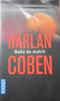 """Harlan Coben """"Balle de match"""""""