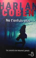 """Harlan Coben """"Ne t'enfuis plus"""""""""""