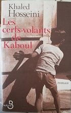 """Khaled Hosseini """"Les cerfs-volants de Kaboul"""""""
