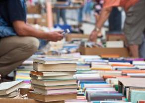 140 bouquins vendus au salon du livre de Walferdange!