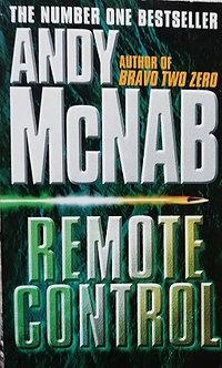 """Andy McNab """"Remote control"""""""